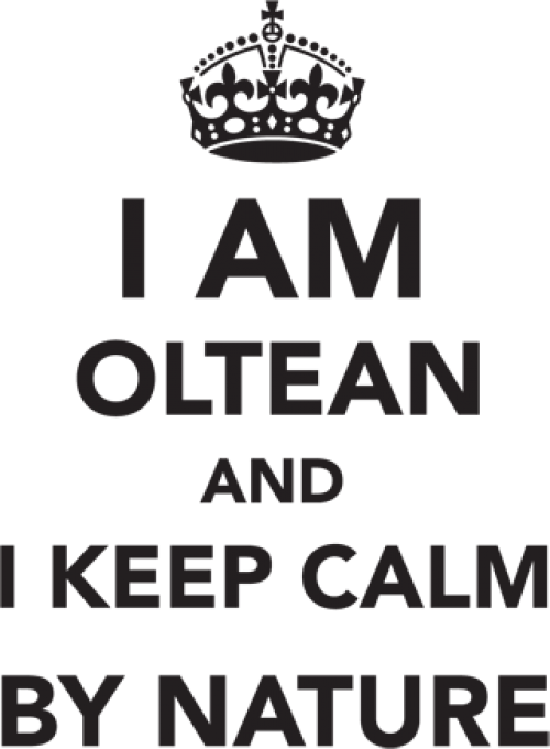 I AM OLTEAN