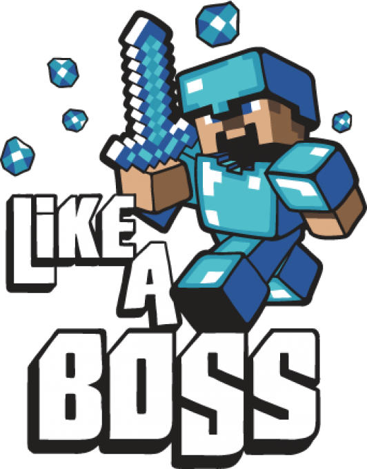 Like a boss Robot