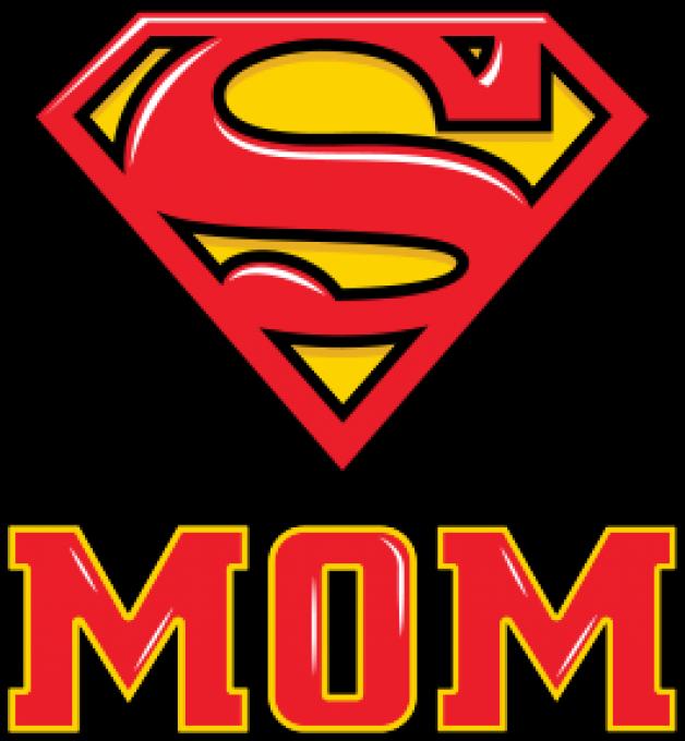 TRICOU GRAVIDE SUPER MOM