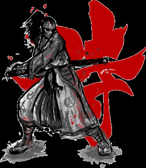 Bloody Samurai