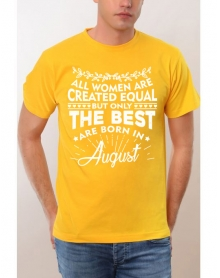 All women are born equal August SALE