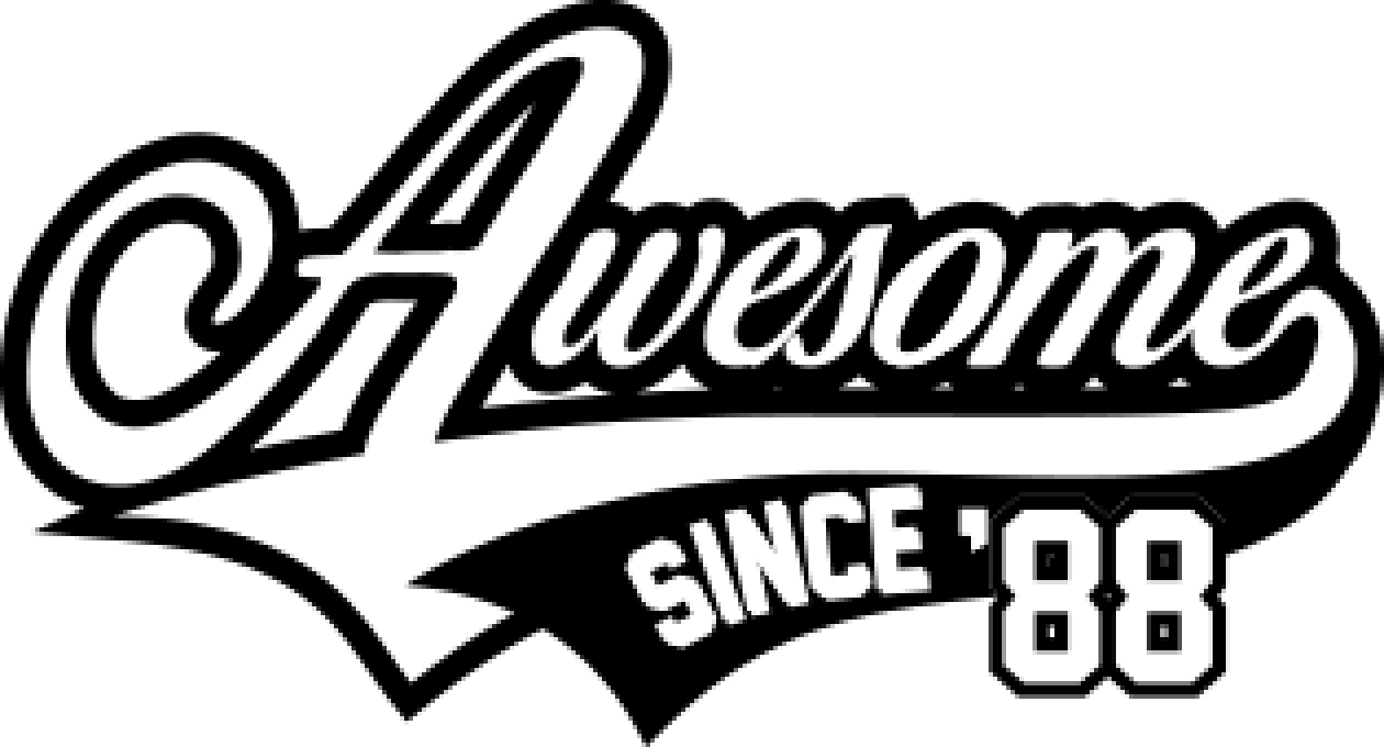 AWESOME SINCE 88