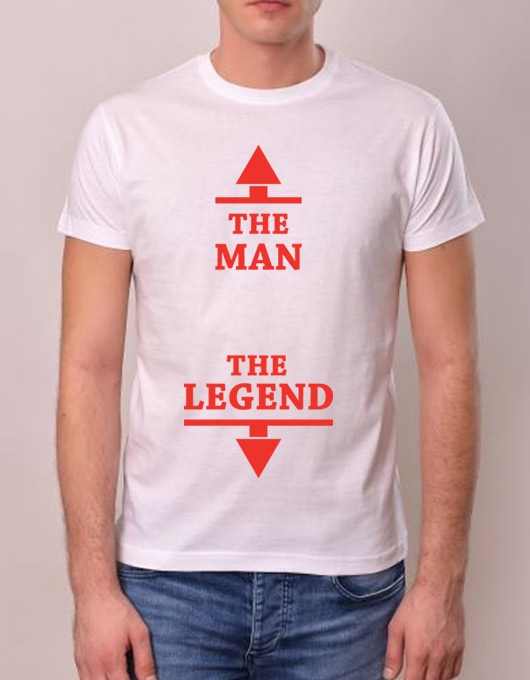 The man the legend SALE
