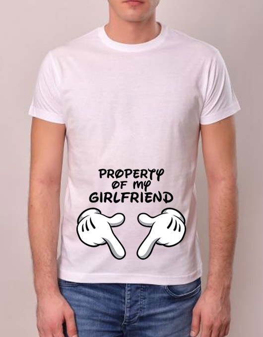 Property of my girlfriend SALE