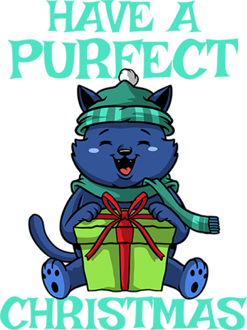 Have a purrfect Christmas