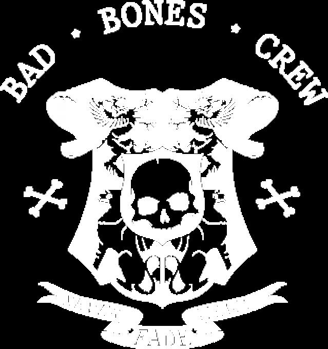 BAD BONES CREW CREST