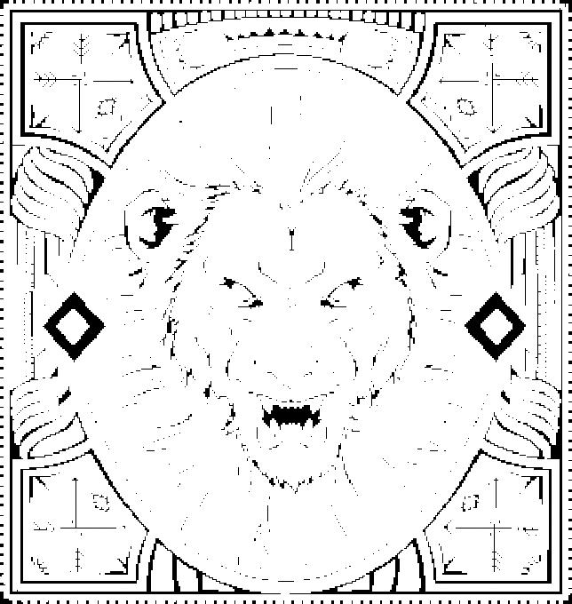 LION CAST