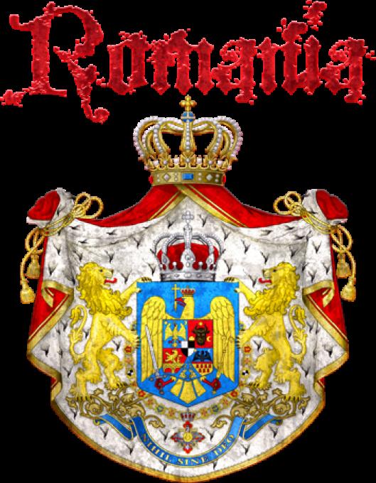 Regat Romania Stema Mare