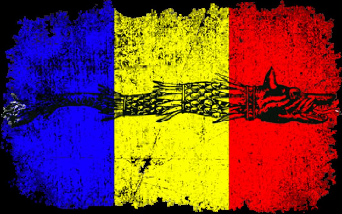 Tricolor Dracon Dacic