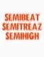 Semibeat Semitreaz