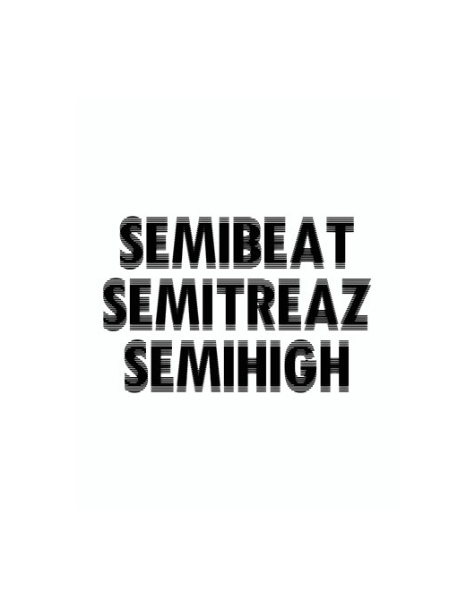 Semibeat Semitreaz Black