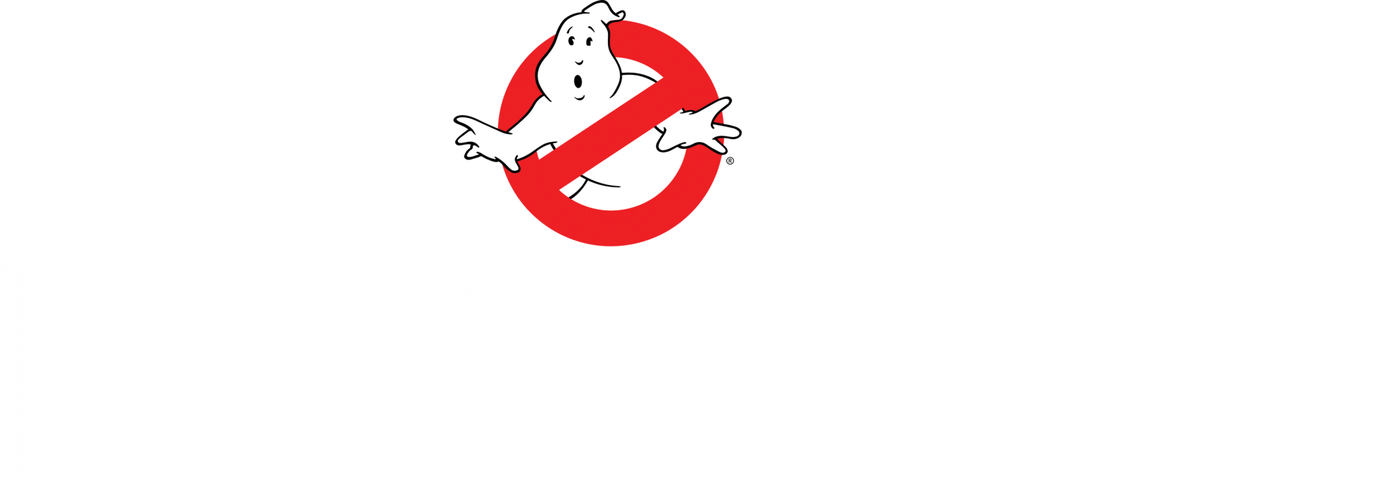 GHOST BUSTERS WHITE