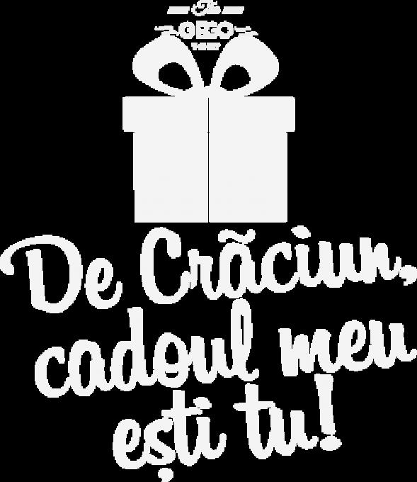De Craciun,cadoul meu esti tu