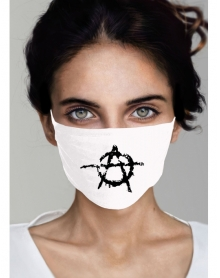 ANARCHY WHITE MASK