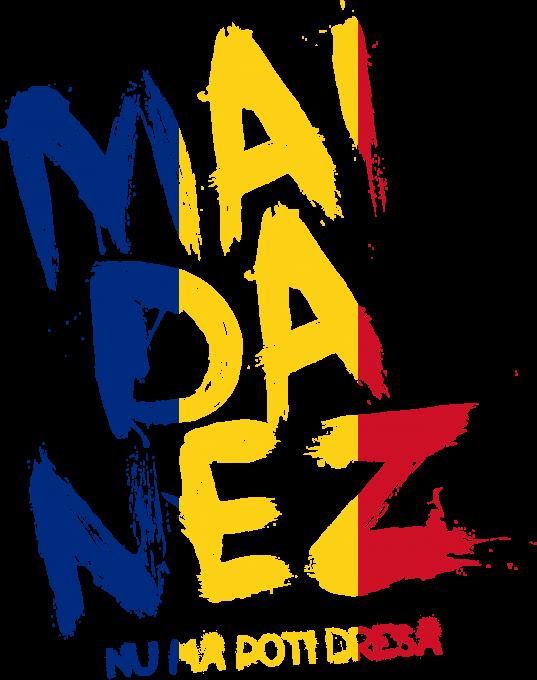 LOGO MAIDANEZ TRICOLOR