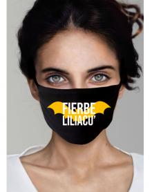 Fierbe liliacu' mask