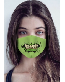 GREEN FENGS MASK