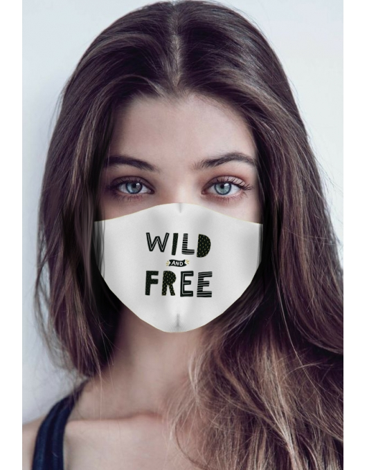 WILD AND FREE MASK