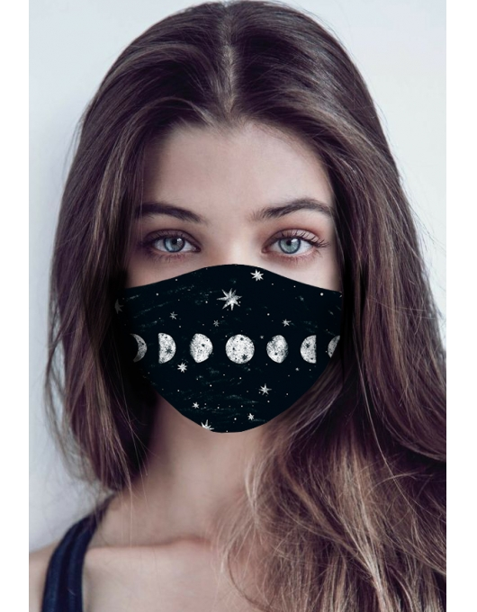 PHASES OF THE MOON MASK