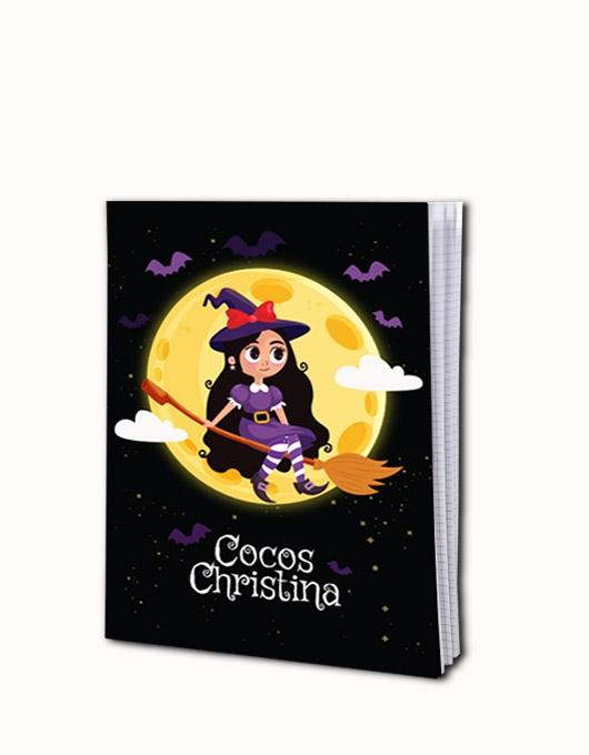 CAIET HALLO COCOS CHRISTINA