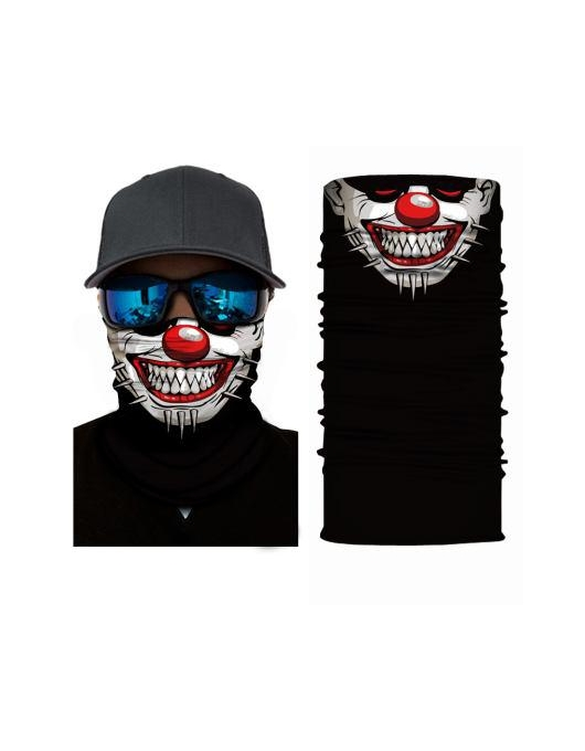 BANDANA EVIL CLOWN
