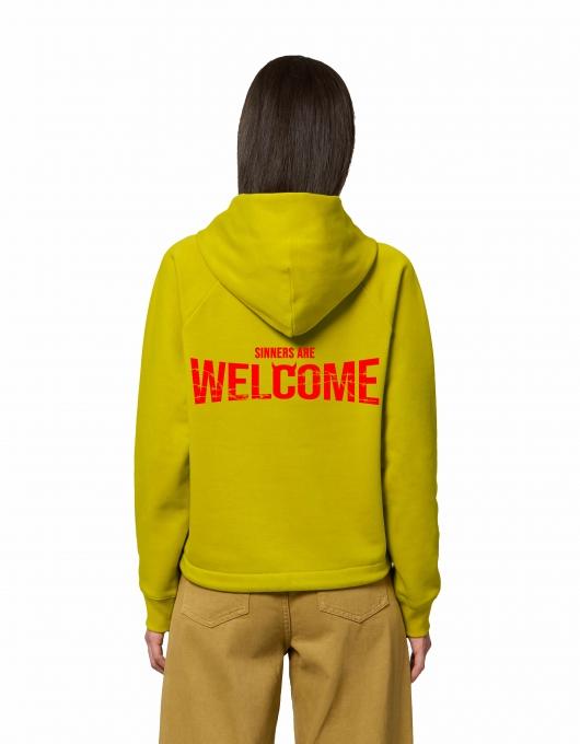 Hanorac Dama Welcome