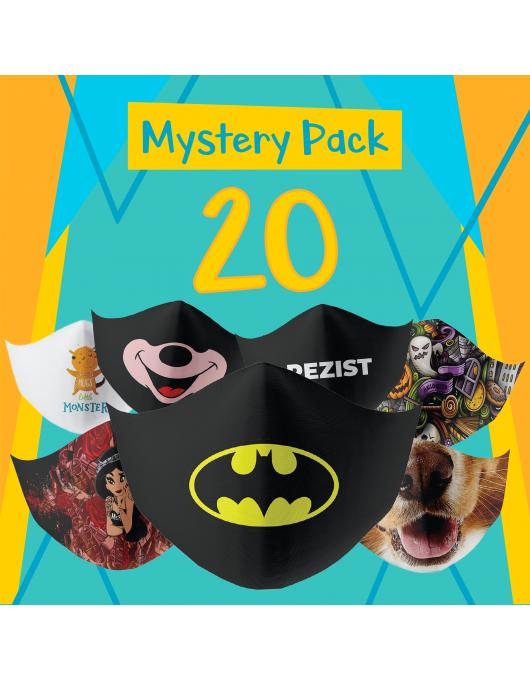 Mystery Pack 20 - Masks