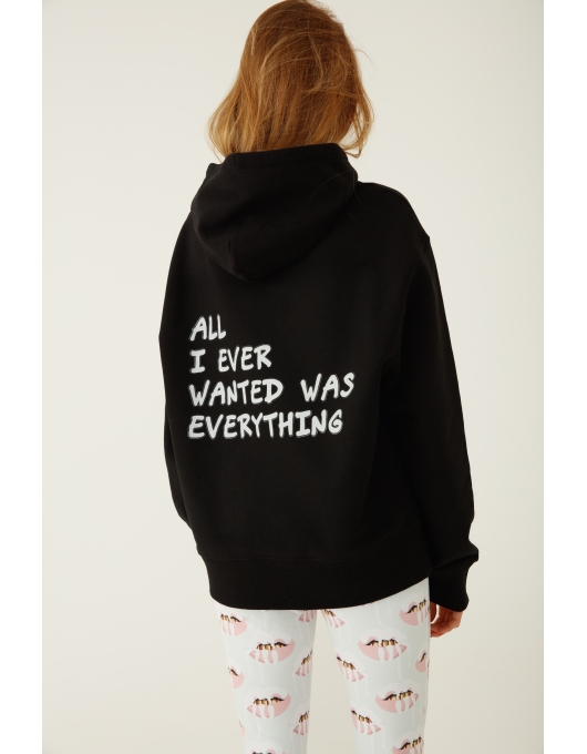 Hoodie Oversized What??