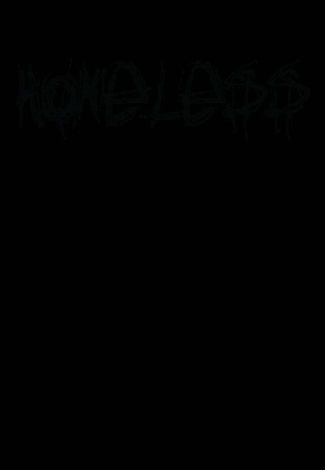 HOMELESS Black