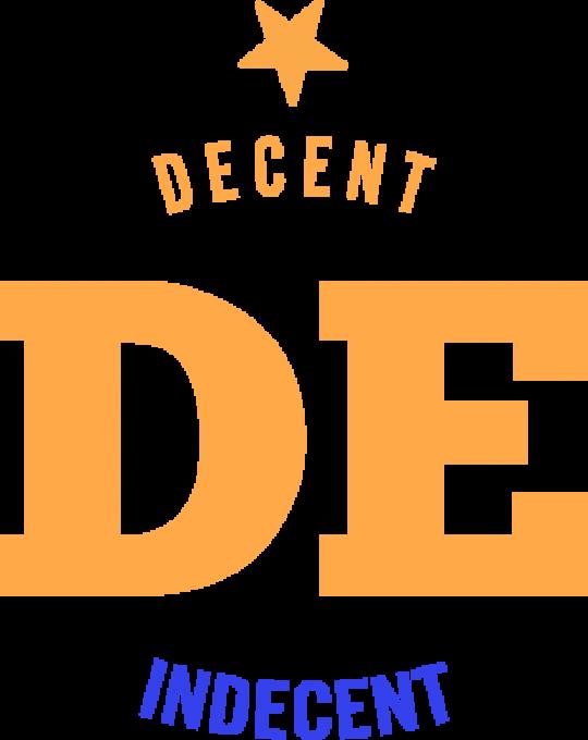 Decent de indecent