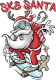 SK8 Santa