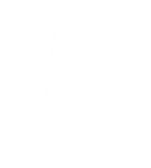All men are created equal March