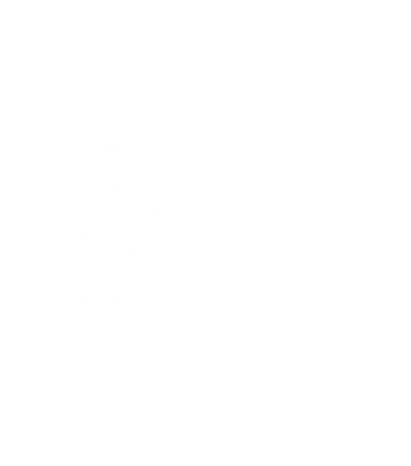 All men are created equal August