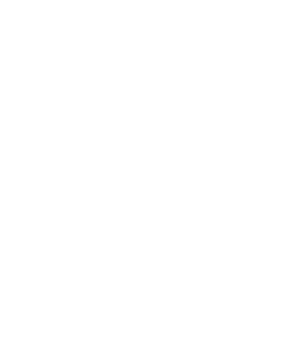 All men are created equal December