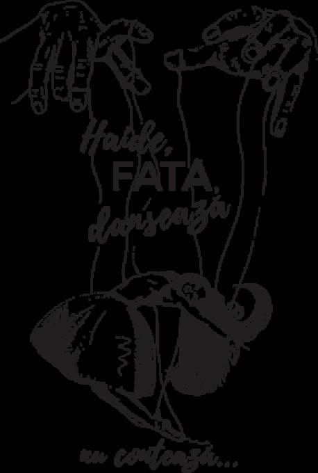 HAIDE FATA DANSEAZA #1