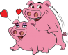 HORNY PIGS