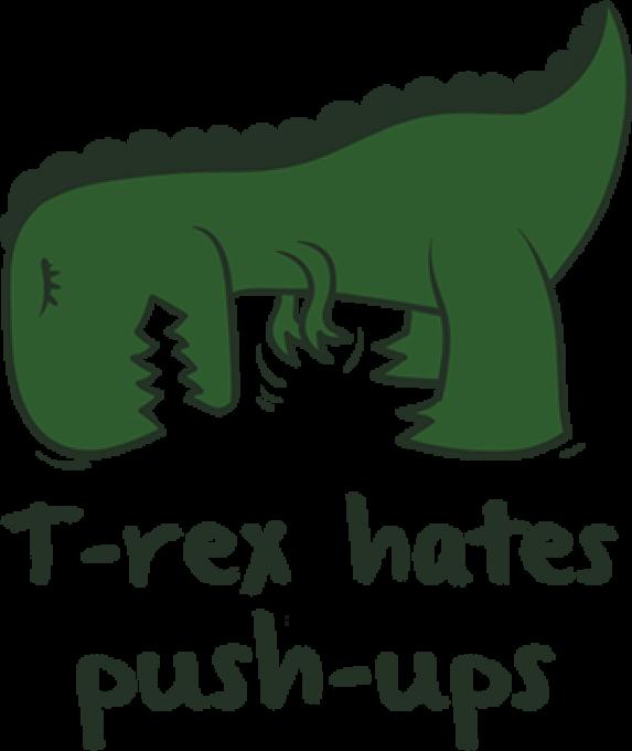T-REX PUSH-UPS
